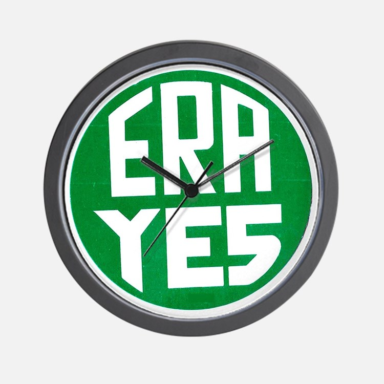 ART ERA YES Wall Clock