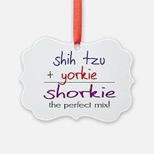 shorkie Ornament