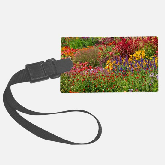 Picture 2137-1 Large Luggage Tag