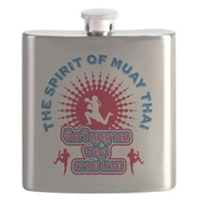 Spirit_Front_10x10_apparel Flask