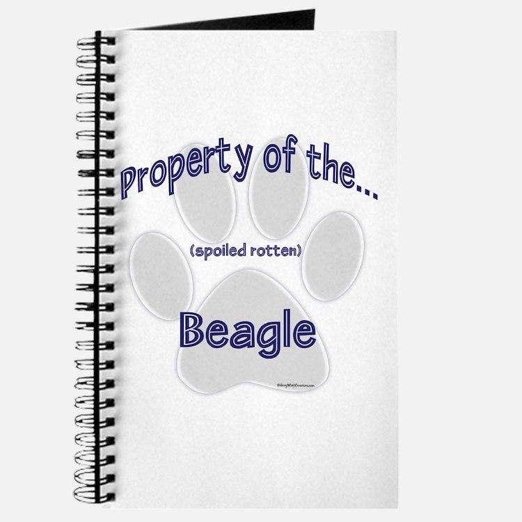 Beagle Property Journal