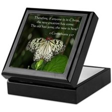 butterfly2pillow Keepsake Box