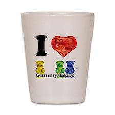 gummi Shot Glass