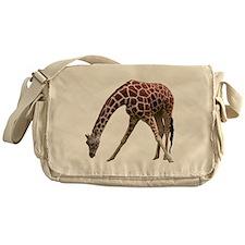 giraffeCutOut Messenger Bag