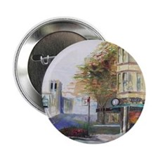"TULLYS COFFEE 2.25"" Button"