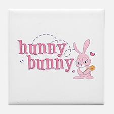 Hunny Bunny Tile Coaster