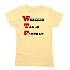 wtf-b Girl's Tee