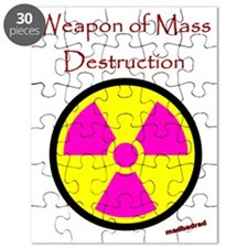 WMD Nuclear 6000 Puzzle