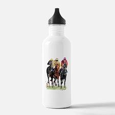 trioraceBlack Water Bottle