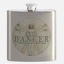 reel dancer da vinci intelligent motion by d Flask
