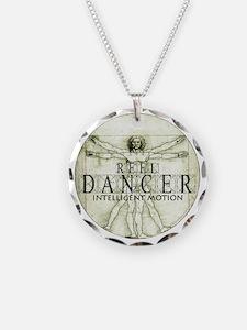 reel dancer da vinci intelli Necklace