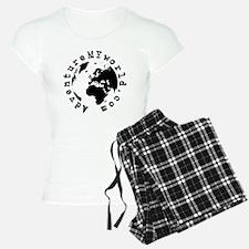 World - White Pajamas