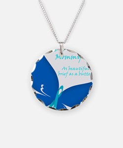 CDH Butterfly - Mommy Necklace