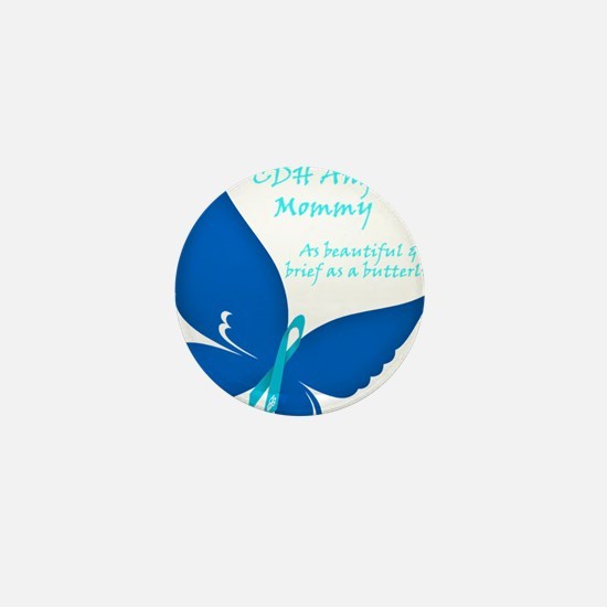 CDH Butterfly - Mommy Mini Button