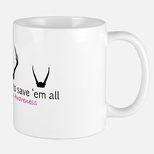BIG or small racks Mug