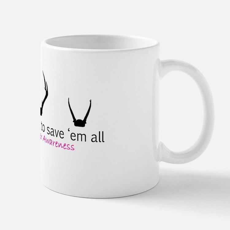 BIG or small racks Mug