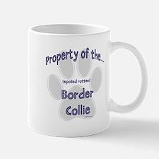 Border Collie Property Mug