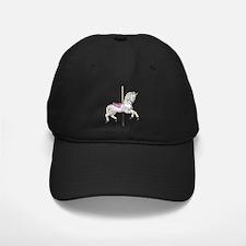carousel zebra Baseball Hat
