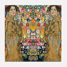 Klimt Cal G Tile Coaster