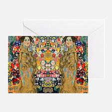 Klimt Cal G Greeting Card