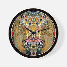 Klimt Cal G Wall Clock