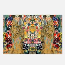 Klimt Cal G Postcards (Package of 8)