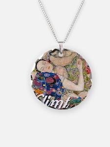Klimt Cal Cover 2 Necklace