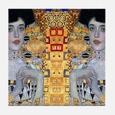 Klimt Cal E Tile Coaster