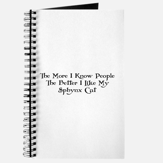 Like Sphynx Journal