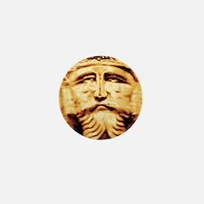 gold-king Mini Button