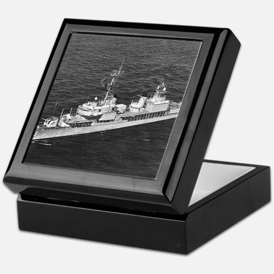 hawkins dd framed panel print Keepsake Box
