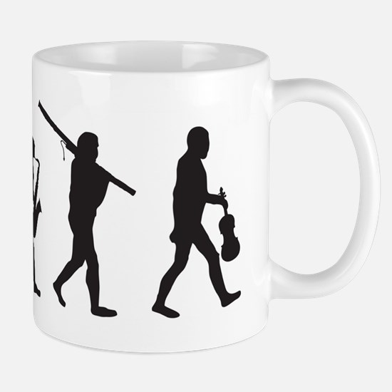 evolution idea Mug