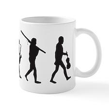 evolution idea Small Small Mug