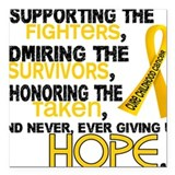 Childhood cancer Car Magnets