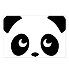 cute panda Postcards (Package of 8)