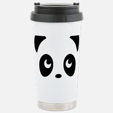cute panda Travel Mug