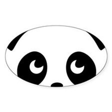 cute panda Decal