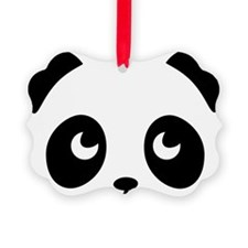 cute panda Ornament