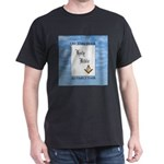 Masonic Treasures. The oath. Dark T-Shirt