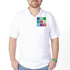 post-pop-atomic-black T-Shirt