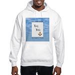 Masonic Treasures. The oath. Hooded Sweatshirt