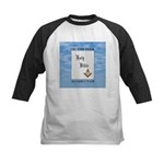 Masonic Treasures. The oath. Kids Baseball Jersey