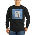 Masonic Treasures. The oath. Long Sleeve Dark T-Sh
