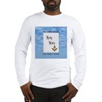 Masonic Treasures. The oath. Long Sleeve T-Shirt
