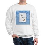 Masonic Treasures. The oath. Sweatshirt