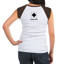 Experts Only Women's Cap Sleeve T-Shirt
