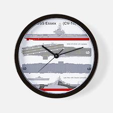 Essex-Essex_Back Wall Clock