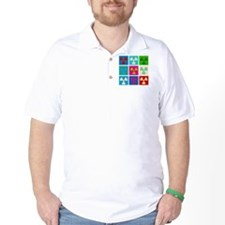 post-pop-atomic-white T-Shirt