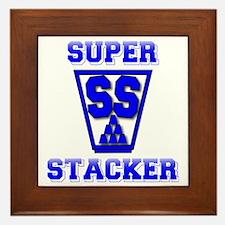 blue2, SS Cup, freshamn Framed Tile
