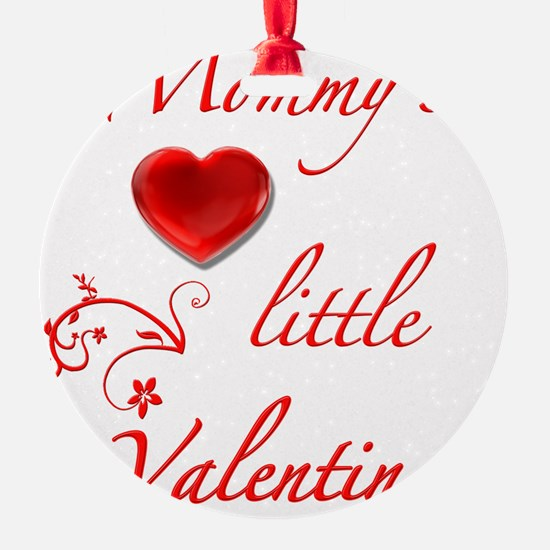 MommyLittle Ornament